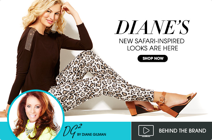 Jeans Today Diane Gilman Hsn