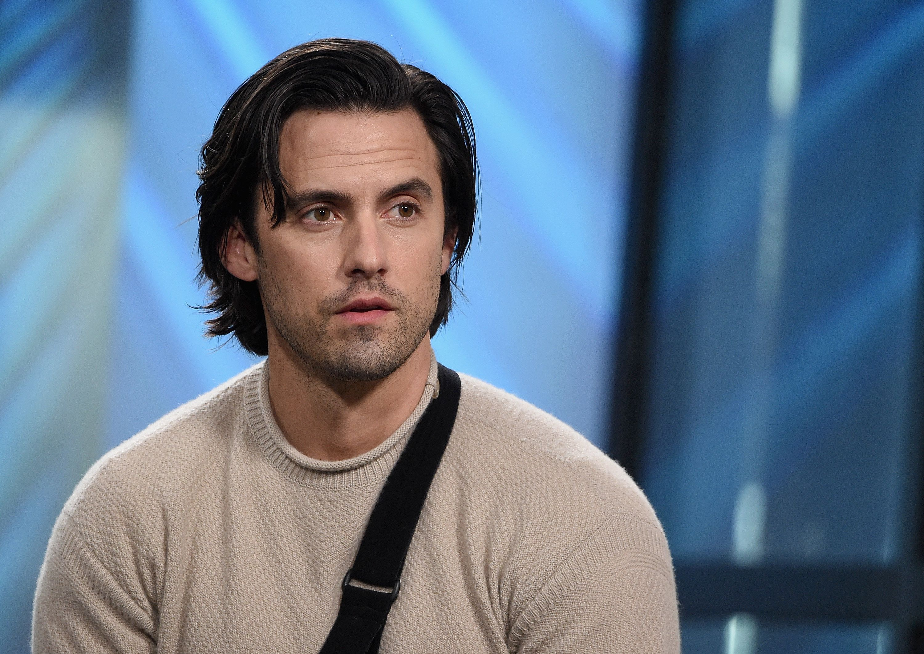 Milo Ventimiglia Doesn t Think There Needs To Be More  Gilmore Girls     Milo Ventimiglia during an interview at the nbsp Build Studio on March 2   2017 in