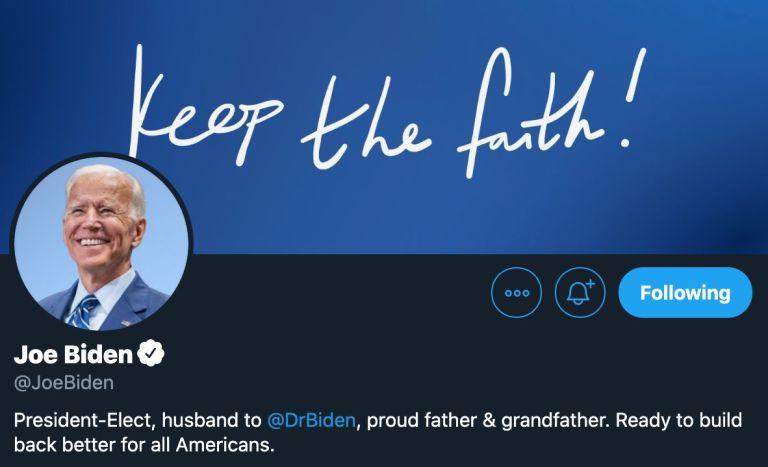 Joe Biden And Kamala Harris Let The World Know Their New Roles Via Twitter