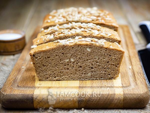 Rye Bread on Zakvask - Recipe with Photo Step