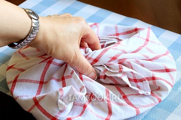 नुस्खा की तैयारी का फोटो: प्योंज़ (पिगो), या कोरियाई मंता - चरण संख्या 23