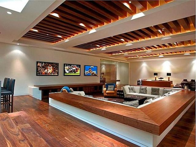 Man Cave Ideas Every Guy Will Like 20 Pics Picture 16