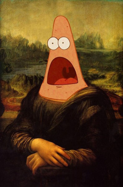 Surprised Patrick In Some Funny Situations 15 Pics 12