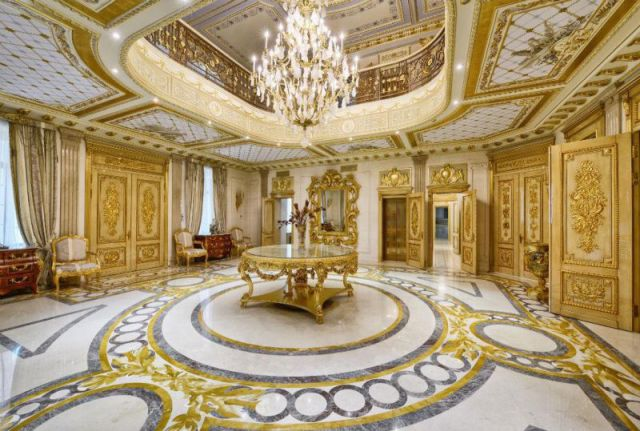An Extravagant 100 Million House In Moscow 24 Pics