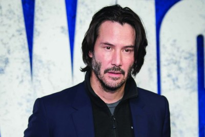 Keanu Reeves open to doing 4th Matrix film - Entertainment ...