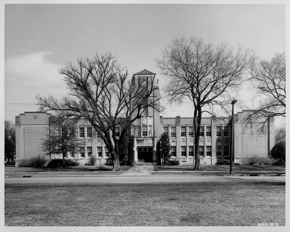 East Topeka Junior High School, Topeka, Kansas - Kansas ...