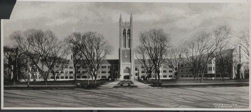 Topeka High School, Topeka, Kansas - Kansas Memory ...