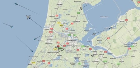 Live Flight Tracking on Google Maps   Track Airplanes in Real Time