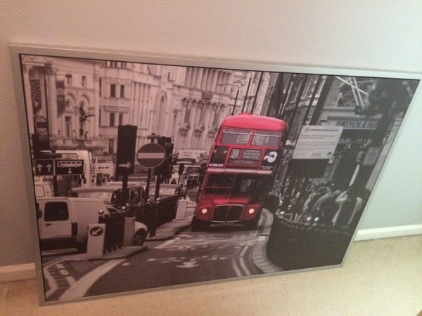 ikea pictures london bus # 3