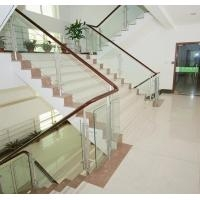 Bsgwfs50 Best Safety Glass Windows For Stairs Today 2020 08 19 | Tempered Glass Panels For Stairs | Metal | Glass Balustrade | Newel Post | Acrylic | Bannister