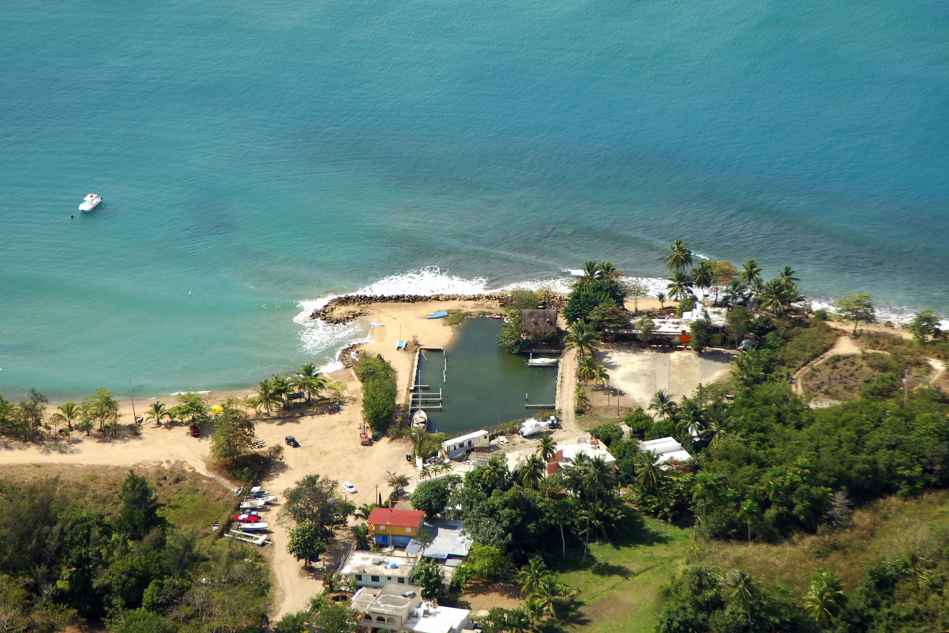 Puerto Rico Map Advertisement rincon puerto