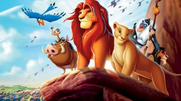 lion king battle cry # 70