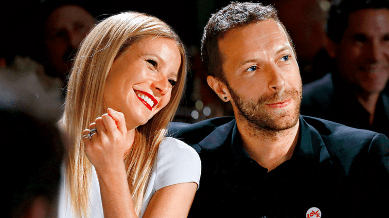 Gwyneth Paltrow posts picture of ex-husband Chris Martin ...