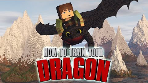 How To Train Your Minecraft Dragon Mod 1.7.10