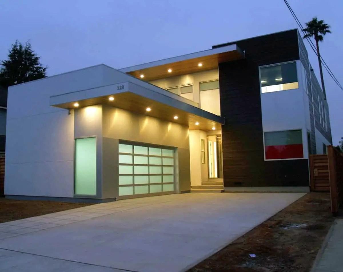 Modern Exterior Light Fixtures