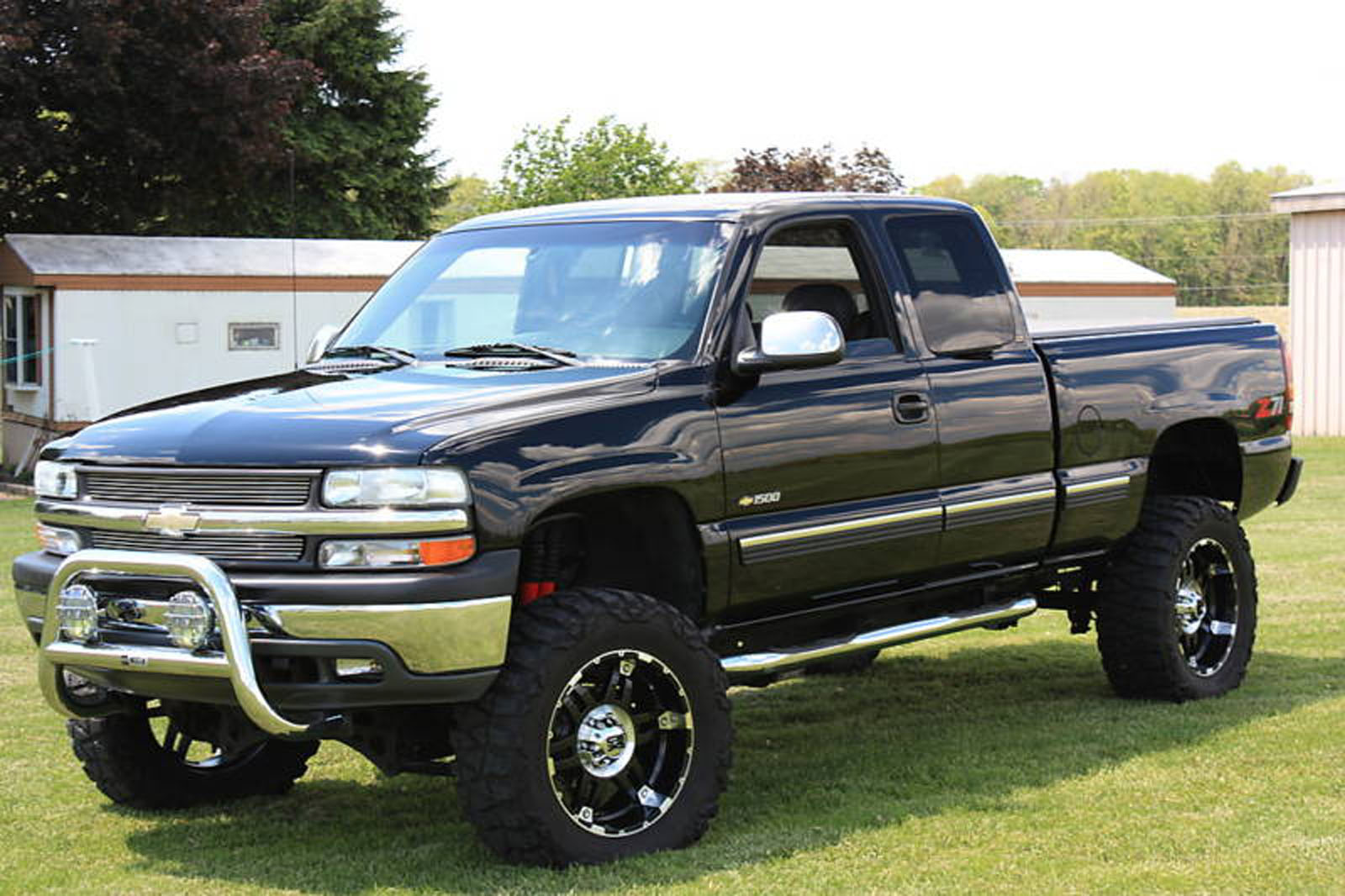 1998 Chevy Z71 4x4 Lifted