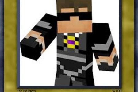 Minecraft Spielen Deutsch Skin Para Minecraft De Yugioh Bild - Skin para minecraft de yugioh