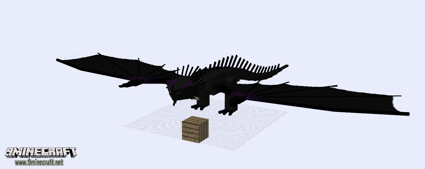 How To Train Your Minecraft Dragon Mod 1.12.2/1.12/1.7.10 ...