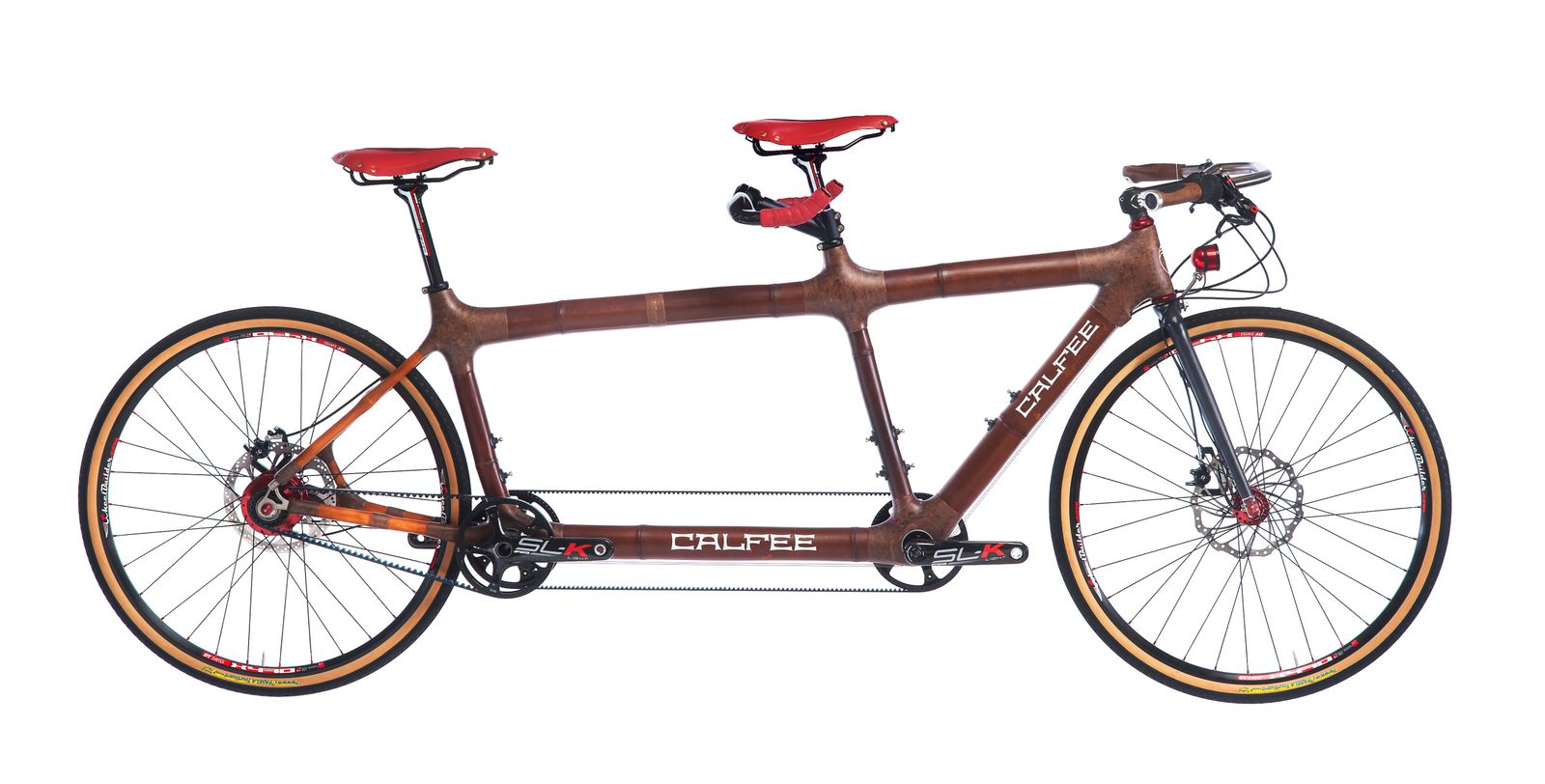 Double Seat Bicycle