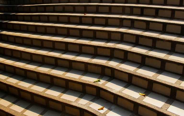 How To Attach Wood Stair Treads To Concrete Best Home | Attaching Wood To Concrete Steps | Composite Decking | Handrail | Staircase | Screws | Deck Stairs