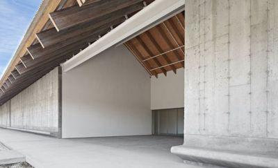 PARRISH ART MUSEUM by HERZOG & De MEURON in WATER MILL ...
