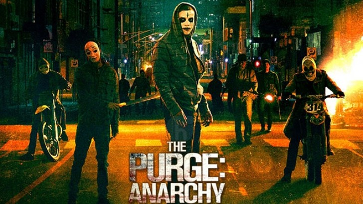 Sự Thanh Trừng 2 : Hỗn Loạn - The Purge: Anarchy