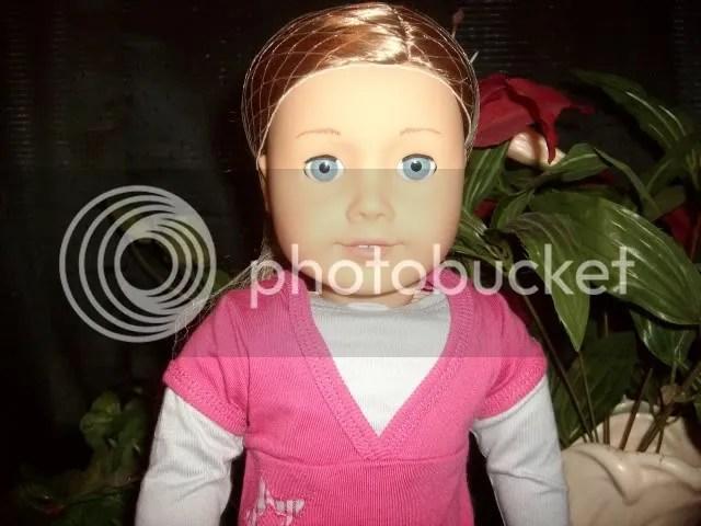 39 Light Skin Caramel Hair Blue Eyes American Girl