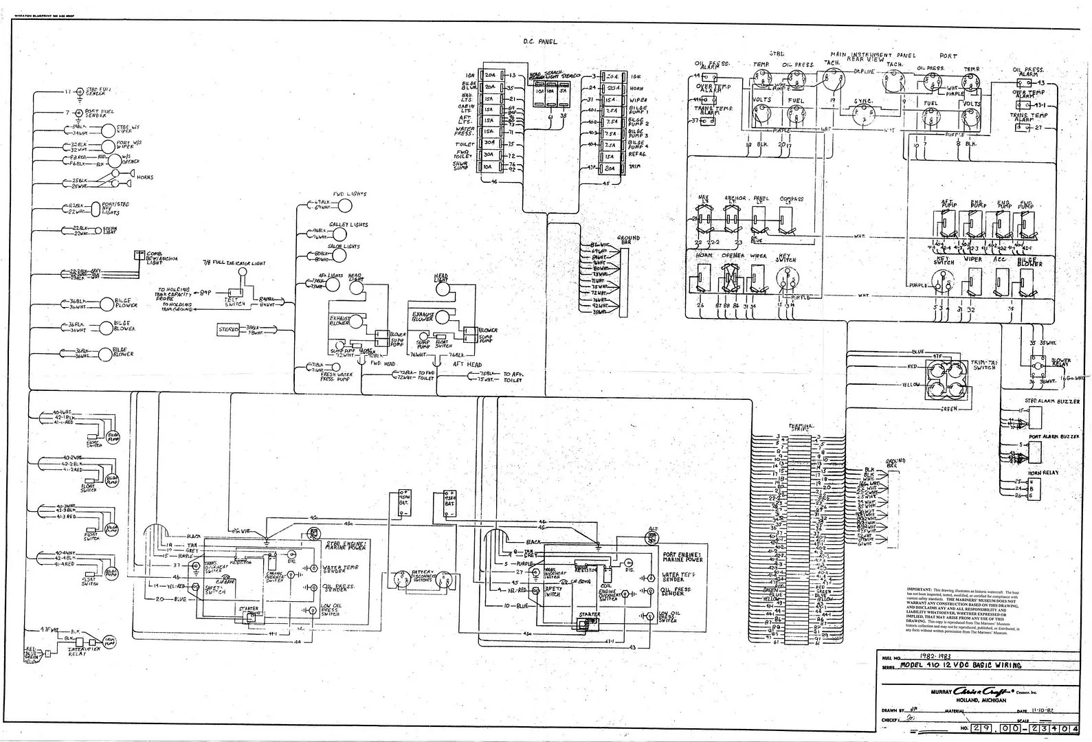2000 chris craft 210 wiring diagram wiring diagram schematic