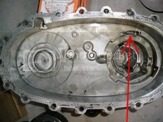 Oil Transfer Gm Case