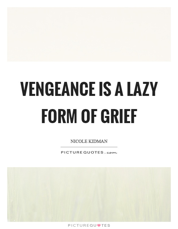 Quotes Shakespeare Vengeance