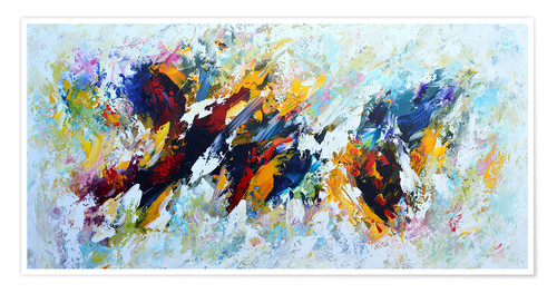 Abstract Art Posters And Prints Posterlounge Co Uk