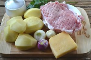 Patatesli Fransız eti - Fotoğraf Adım 1