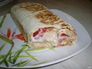Chicken Shawarma - Larawan Hakbang 15.