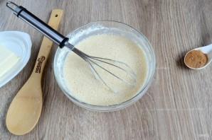 """Photo Cuisson Recette: Brips """"Sinnabon"""" avec Cinnamon et crème crème - Étape n ° 10"""