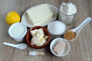 """Photo de la préparation de la recette: """"Sinnabon"""" brioches avec la cannelle et la crème crème - étape numéro 8"""
