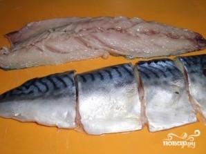 Корейлік скумбрель - фото қадам 1