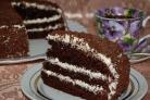 Қара қарақат джем торттары
