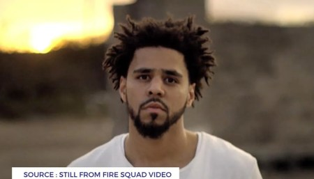 J.Cole Celebrates 6th Anniversary Of Album '2014 Forest Hill Drive', Drops  'Fire Squad'