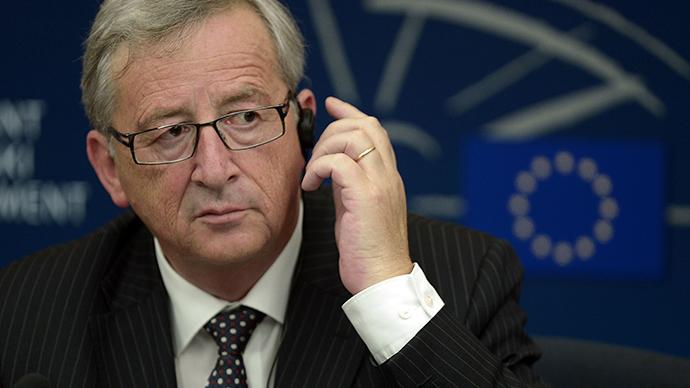 Juncker becomes new European Commission president ...