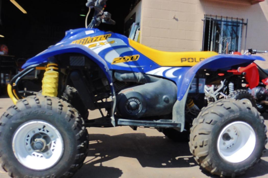 2001 Polaris Trail Boss Atv