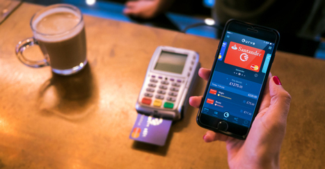 Payment Card  in Finnovation Scanner   Worldwide innovation in     Curve  an app that connects debit and credit cards to one Curve Mastercard   has launched in the UK