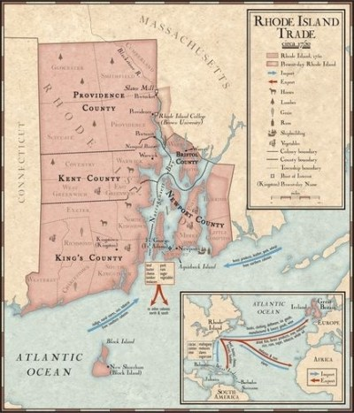 Trade in Rhode Island During the 1700s | Rhode ...