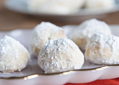 Traditional Mexican Wedding Cookies Recipe   Genius Kitchen