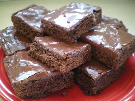 No Guilt Brownies Diabetic Recipe Genius Kitchen