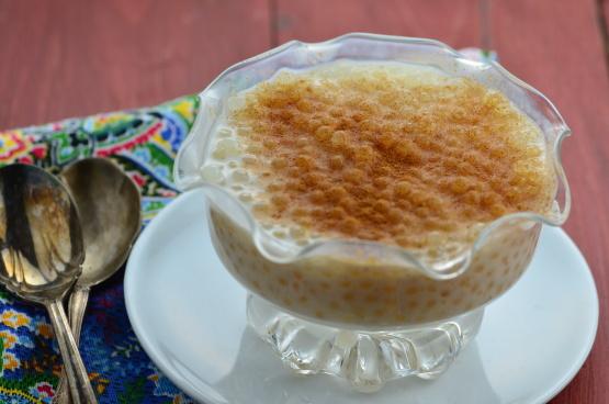 Old Fashioned Tapioca Pudding Recipe Genius Kitchen