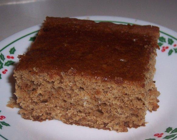 Applesauce Quick Cake