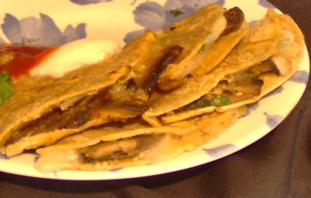Grilled Chicken Quesadilla Food Network