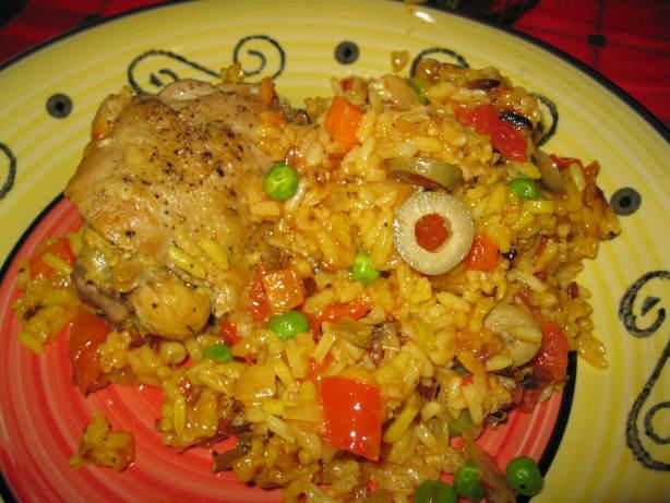 Nutrition Rice Spanish