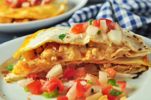 Chicken Quesadilla Recipe Food Network
