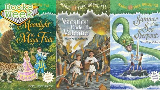 Magic Treehouse Series List Books Order